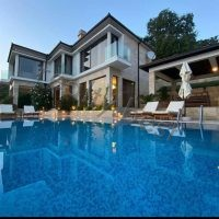 Luxury villa in Dobra Voda, Montenegro
