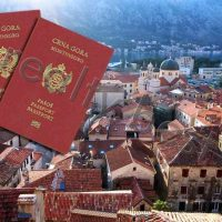Immigration to Montenegro for the whole family from 3000 euros
